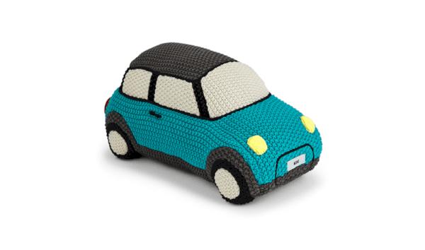 MINI Плетена кола
